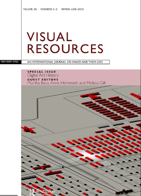 Visual Resources journal cover